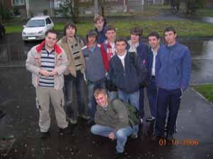 Гости из Челябинска