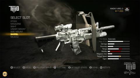 Вот во что можно превратить, обыкновенную M4.